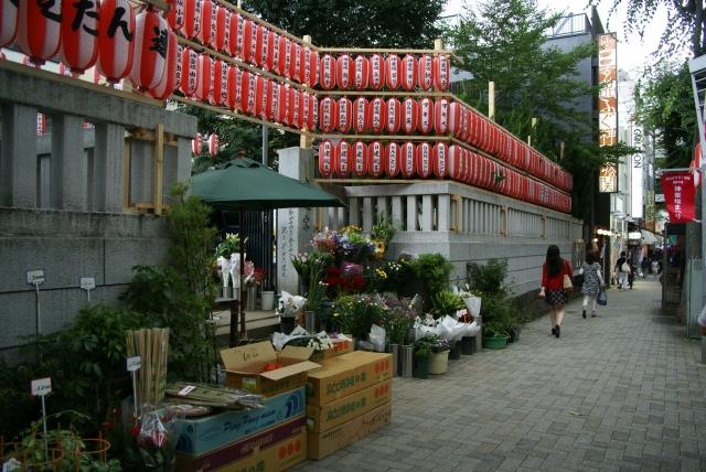 tanteinikki-kinunjinjya-kagurazaka
